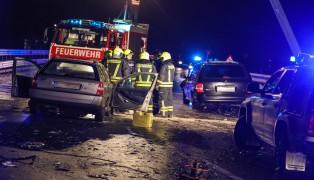 Jugendlicher stirbt bei schwerem Verkehrsunfall in Ansfelden