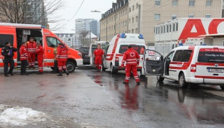 Fliegerbombe in Linz-Bulgariplatz gefunden
