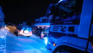 Ausgelöster Homemelder sorgt für Einsatz der Feuerwehr in Thalheim bei Wels