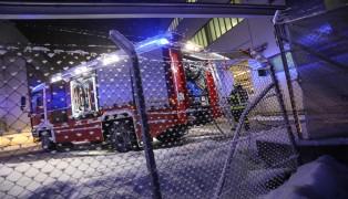 Feuerwehreinsatz in einem Industriebetrieb in Wels-Pernau