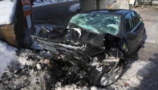 31-Jähriger nach schwerem Unfall auf der Steyrtalstraße im Krankenhaus verstorben