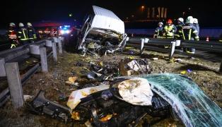 Tödlicher Verkehrsunfall auf der Innkreisautobahn bei Sattledt