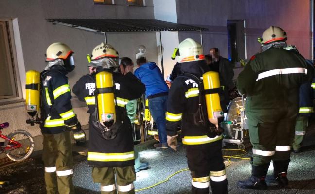 CO-Austritt in Fraham fordert zwölf Verletzte