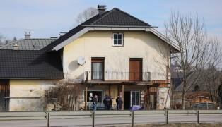 Einsatzkräfte zu Brand in einem Wohnhaus in Vorchdorf alarmiert