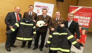 Vollversammlung der Feuerwehr Krenglbach