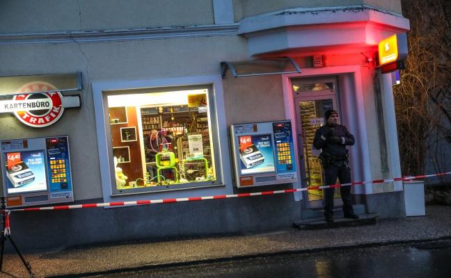 Weitere Fahndungsfotos nach Raubüberfall auf Trafik in Schwanenstadt veröffentlicht
