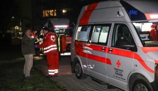 Messerattacke bei Streit in Wels-Lichtenegg fordert zwei Verletzte