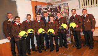 Vollversammlung der Feuerwehr Nettingsdorf