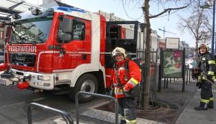 Kleinbrand in Tanzschule in Wels-Innenstadt erfordert Einsatz der Feuerwehr