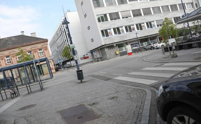 24-Jähriger in Wels-Innenstadt nach Zechtour ausgeraubt