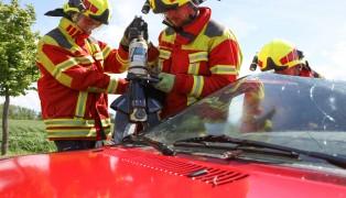Spezieller Fortbildungstag für die Einsatzkräfte der Feuerwehr in Pasching