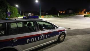 Nächtlicher Streit mit Messer in einem Haus in Wels-Pernau eskalierte