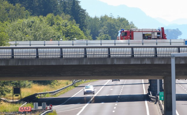 Unfallserie auf der Westautobahn fordert mehrere Verletzte