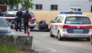 Familienstreit in Wels-Pernau eskaliert: Beschuldigter festgenommen