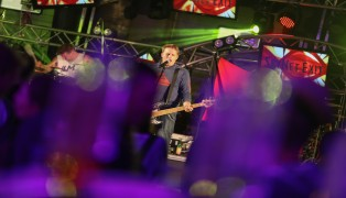 """""""Beef & Rock Festival"""" mit einzigartigem Bühnenbild in Grieskirchen"""