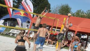 Toller Abschluss des zweitägigen Maxlhaider Beachcup in Wels-Schafwiesen