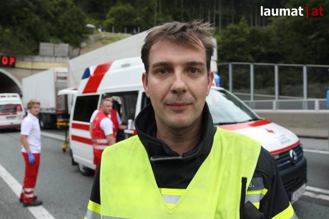 Bernhard Schwarz, Feuerwehr St. Pankraz