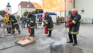Spannendes Programm beim Tag der Sicherheit in Krenglbach