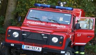 Abgängige Pensionistin (62) in Hotel in Gmunden unverletzt aufgegriffen