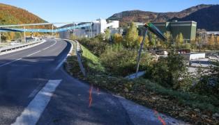 Beifahrer (75) nach schwerem Unfall in Klaus an der Pyhrnbahn aus Unfallwrack gerettet