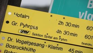 Bergsteigerin (46) nach Steinschlag am Großen Pyhrgas in Uniklinik verstorben