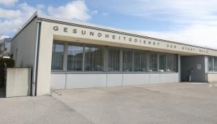 Hausärztlicher Notdienst übersiedelt in das Gebäude des Gesundheitsdienstes der Stadt Wels