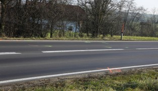 Schwerer Verkehrsunfall mit Fußgängerin auf der Wallerner Straße in Wallern an der Trattnach