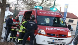 Suchaktion nach abgängiger Frau in Krenglbach