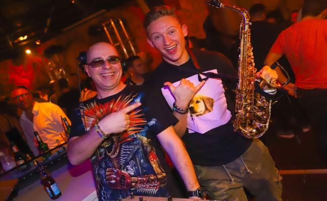 46 Jahre Diskothek Go-In: Eine Geburtstagsparty der besonderen Art