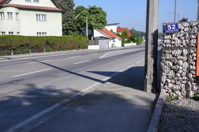 Motorradlenker (36) in Ried im Innkreis tödlich verunglückt