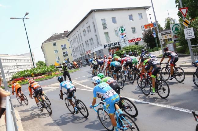 Ben Hermans (Belgien) gewinnt 70. Österreich-Radrundfahrt mit Ziel in Wels