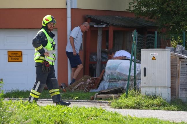 Gasleitung bei Grabungsarbeiten in St. Marien beschädigt