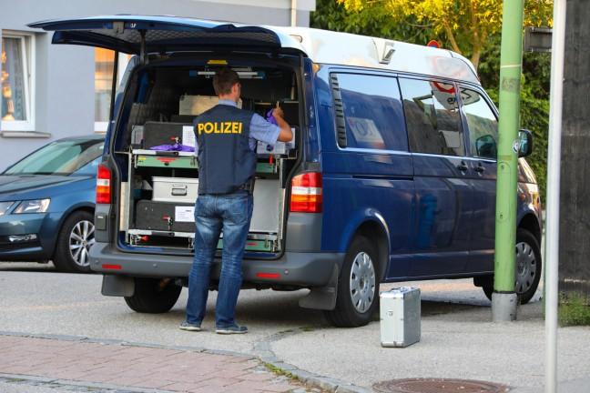 Raubüberfall auf Trafik in Wels-Neustadt geklärt