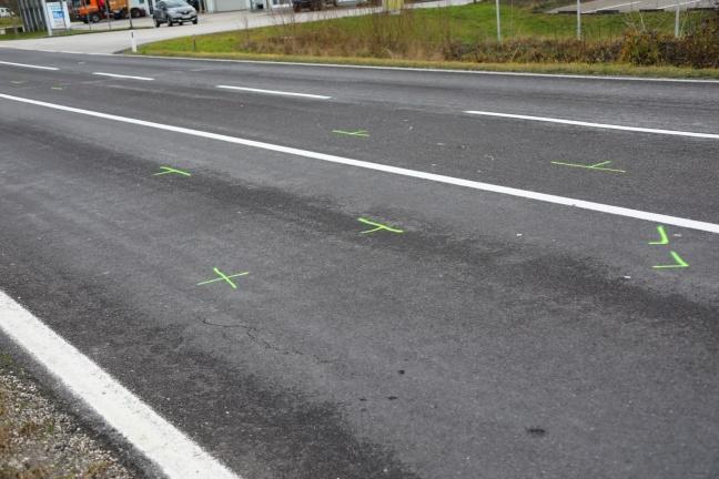 Fußgänger (60) in Schörfling am Attersee von PKW erfasst und tödlich verletzt