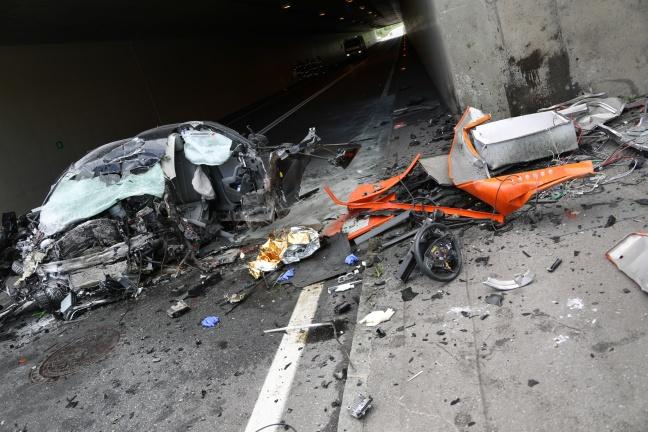 25-Jähriger bei Verkehrsunfall auf der Steyrer Straße in Hargelsberg tödlich verunglückt