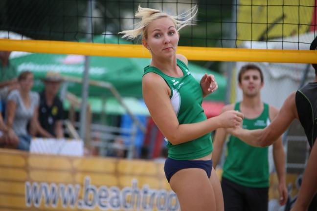 Mostfassl-Cup eröffnete die Beachtrophy in St. Marienkirchen an der Polsenz