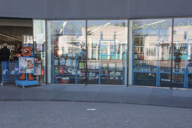 Messerattacke im Geschäft eines Einkaufszentrums in Linz-Kleinmünchen-Auwiesen