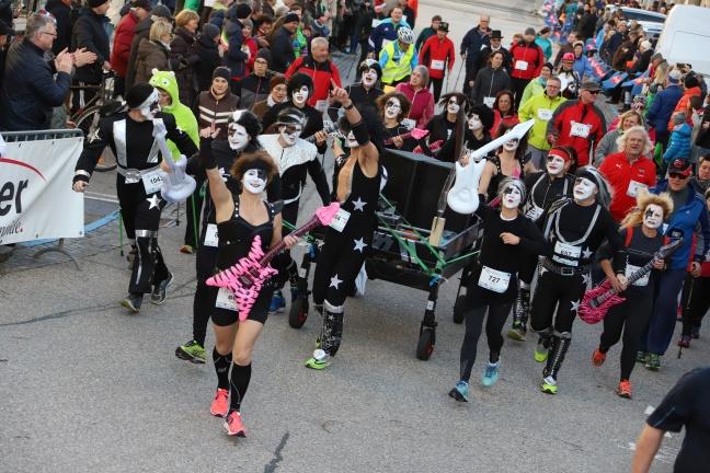12. Silvesterlauf zum Jahresabschluss in der Welser Innenstadt