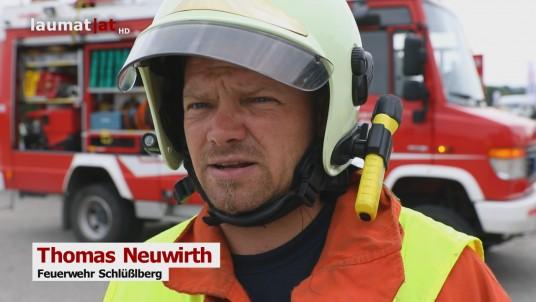 Thomas Neuwirth, Feuerwehr Schlüßlberg