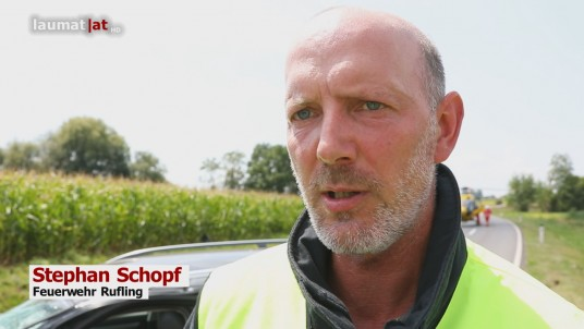 Stephan Schopf, Feuerwehr Rufling