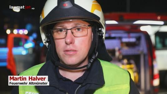 Martin Halver, Feuerwehr Altmünster