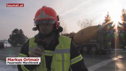 Markus Ortmair, Feuerwehr Marchtrenk