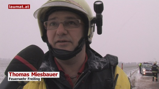 Thomas Miesbauer, Feuerwehr Freiling