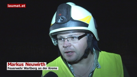 Markus Neuwirth, Feuerwehr Wartberg an der Krems