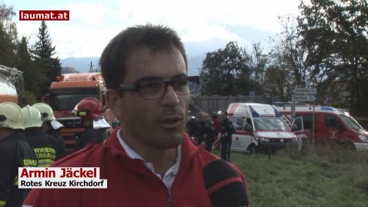 Armin Jäckel, Rotes Kreuz Kirchdorf