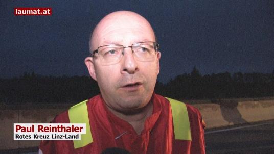 Paul Reinthaler, Rotes Kreuz Linz-Land