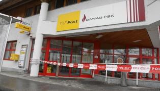 Verdächtiger (40) nach Überfall auf Postfiliale in Laakirchen festgenommen