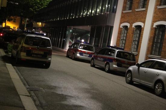 Junge Frau bei Einbruch in Firmengebäude festgenommen