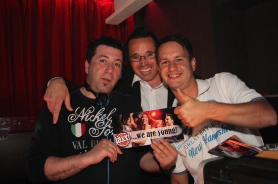 jaxx! Partyclub eröffnete Open Air Lounge und startete Live-Übertragung auf Kronehit