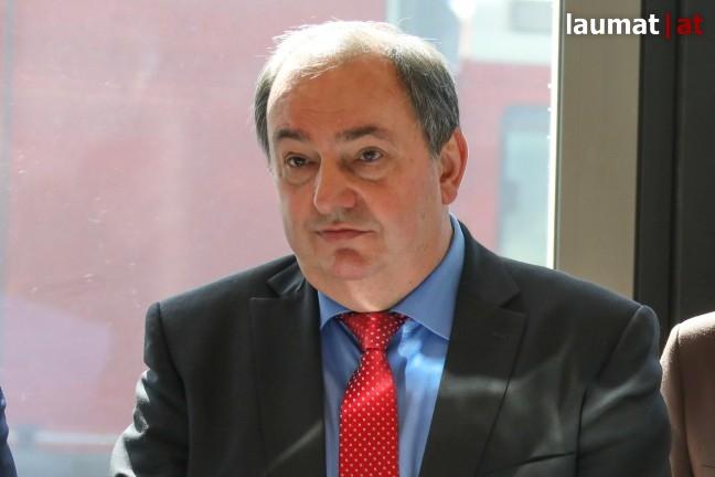Erich Haider, Generaldirektor Linz AG